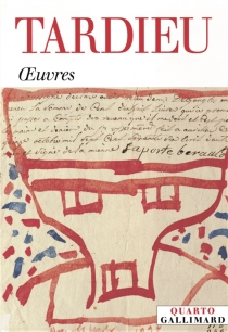 Tardieu : oeuvres - JeanTardieu