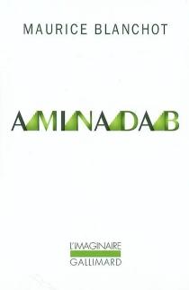 Aminadab - MauriceBlanchot