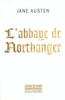 L'abbaye de Northanger - JaneAusten