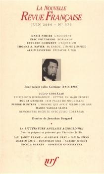 Nouvelle revue française, n° 570 -