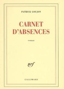 Carnet d'absences - PatrickGoujon