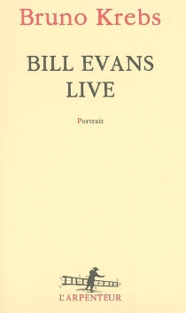 Bill Evans live : portrait - BrunoKrebs