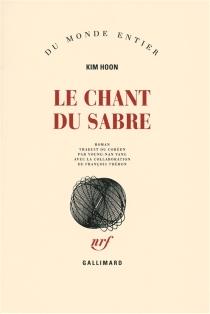 Le chant du sabre - HoonKim