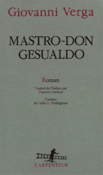 Mastro-don Gesualdo - Giovanni Verga