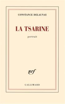 La tsarine : portrait - ConstanceDelaunay