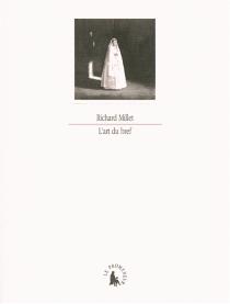 L'art du bref : récit - RichardMillet