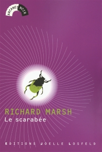 Le scarabée - Richard Marsh