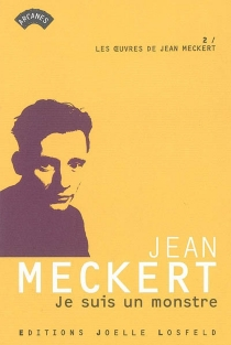 Les oeuvres de Jean Meckert - JeanMeckert