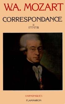 Correspondance - Wolfgang AmadeusMozart