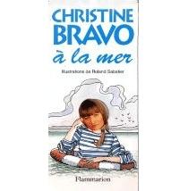 Christine Bravo à la mer - ChristineBravo