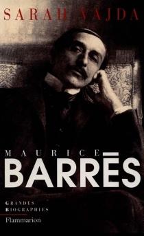 Maurice Barrès - SarahVajda