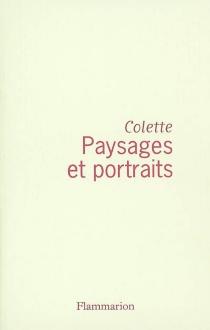 Paysages et portraits - Colette