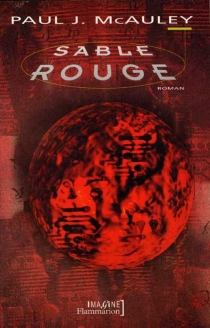 Sable rouge - Paul J. McAuley