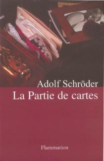 La partie de cartes - AdolfSchröder