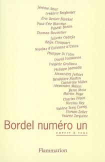 Bordel, n° 1 -