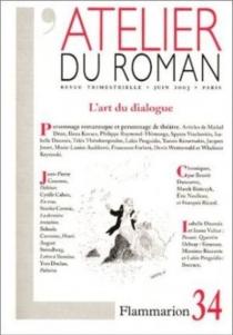 Atelier du roman (L'), n° 34 -