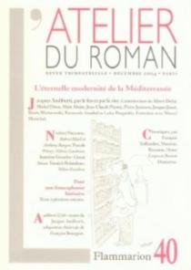 Atelier du roman (L'), n° 40 -