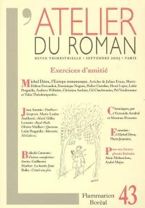 Atelier du roman (L'), n° 43 -