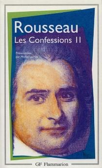 Les confessions, n° 2 - Jean-JacquesRousseau