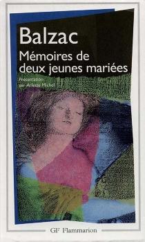 Mémoires de deux jeunes mariées - Honoré deBalzac