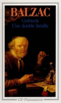 Gobseck| Une double famille - Honoré deBalzac