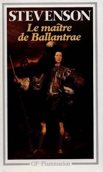 Le Maître de Ballantrae - Robert LouisStevenson