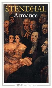 Armance ou Quelques scènes d'un salon de Paris en 1827 - Stendhal