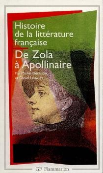 Histoire de la littérature française - MichelDécaudin