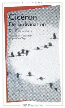 De divinatione| De la divination - Cicéron