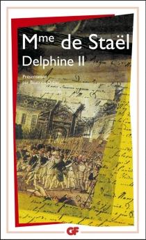 Delphine - Germaine deStaël-Holstein