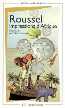 Impressions d'Afrique - RaymondRoussel