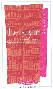 Le style -