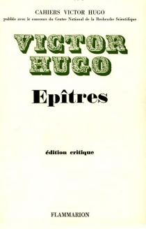 Epîtres - VictorHugo