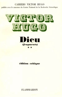 Dieu : fragments - Victor Hugo