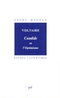 Voltaire, Candide ou l'Optimisme - AndréMagnan