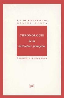 Chronologie de la littérature française - Jean-Pierre deBeaumarchais