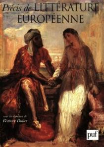 Précis de littérature européenne -