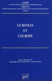 Le roman et l'Europe -