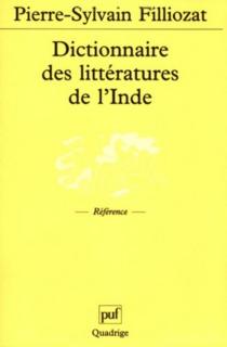 Dictionnaire des littératures de l'Inde -