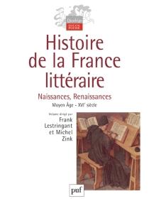 Histoire de la France littéraire -