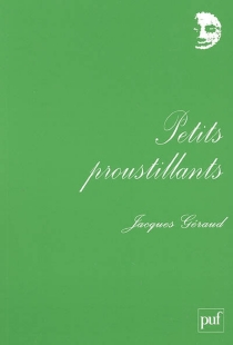 Petits proustillants - JacquesGéraud