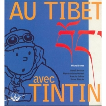 Au Tibet avec Tintin : album catalogue -