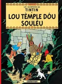 Lou tèmple dou soulèu - Hergé