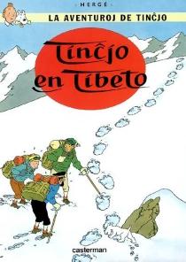 La aventuroj de Tincjo - Hergé