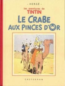 Le Crabe aux pinces d'or - Hergé
