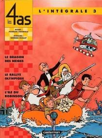 Les 4 As : l'intégrale | Volume 3 - GeorgesChaulet