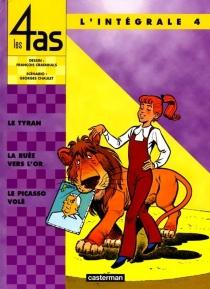 Les 4 As : l'intégrale - GeorgesChaulet