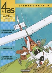 Les 4 As : l'intégrale | Volume 8 - GeorgesChaulet