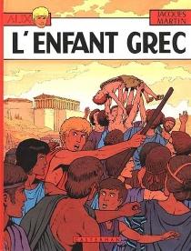 L'Enfant grec - JacquesMartin