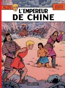 L'empereur de Chine - JacquesMartin